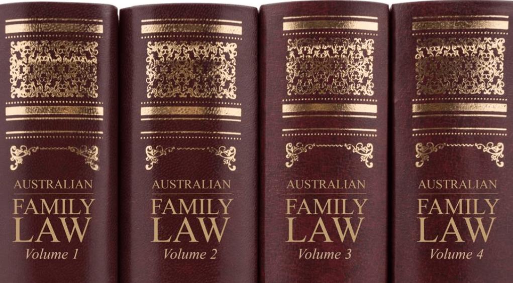 Pauline Hanson on Family Law - Senator Pauline Hanson
